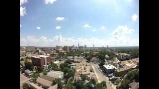 Austin Skyline Time Lapse