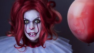 IT (Pennywise Inspired)   Makeup