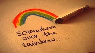 "Somewhere over the rainbow - Cover Israel ""IZ"" Kamakawiwo'ole"