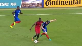 Éder Goal @EURO 2016 Final + Relato Antena 1