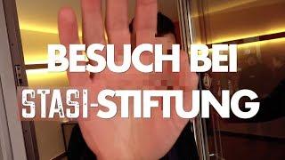 Kein Zutritt: Stasi-Stiftung verweigert Dialog!