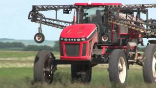 Apache Sprayer: Excellent Visibility