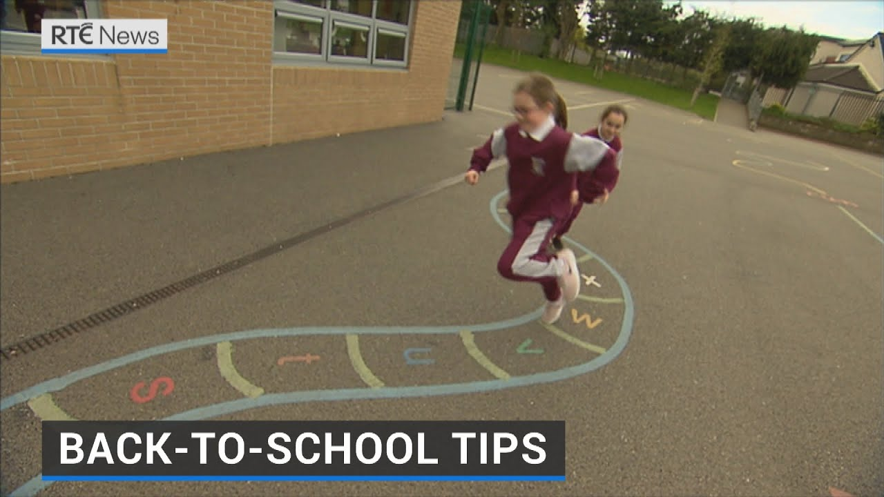 Back to school advice for younger students