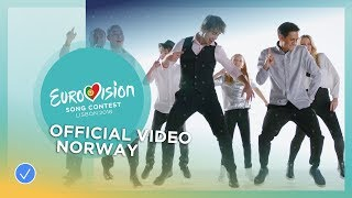 Alexander Rybak - That's How You Write A Song - Norway - Official Music Video - Eurovision 2018