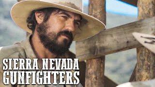 Sierra Nevada Gunfighters (Western mit Michael Madsen, Amerikanisch Indie-Western) ganzer Spielfilm