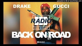 Gucci Mane - Back On Road feat. Drake FLP | FL STUDIO 12
