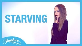 Starving - Hailee Steinfeld, Grey ft. Zedd - Cover by 13 y/o Sapphire