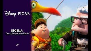 Disney Pixar España | Escena Up Descubriendo a Kevin