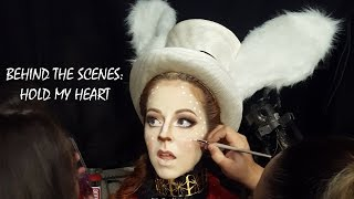 """Hold My Heart"" - Behind The Scenes"