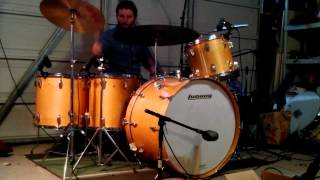 Led Zeppelin - Good Times, Bad Times (Drum Cover) w/o Music