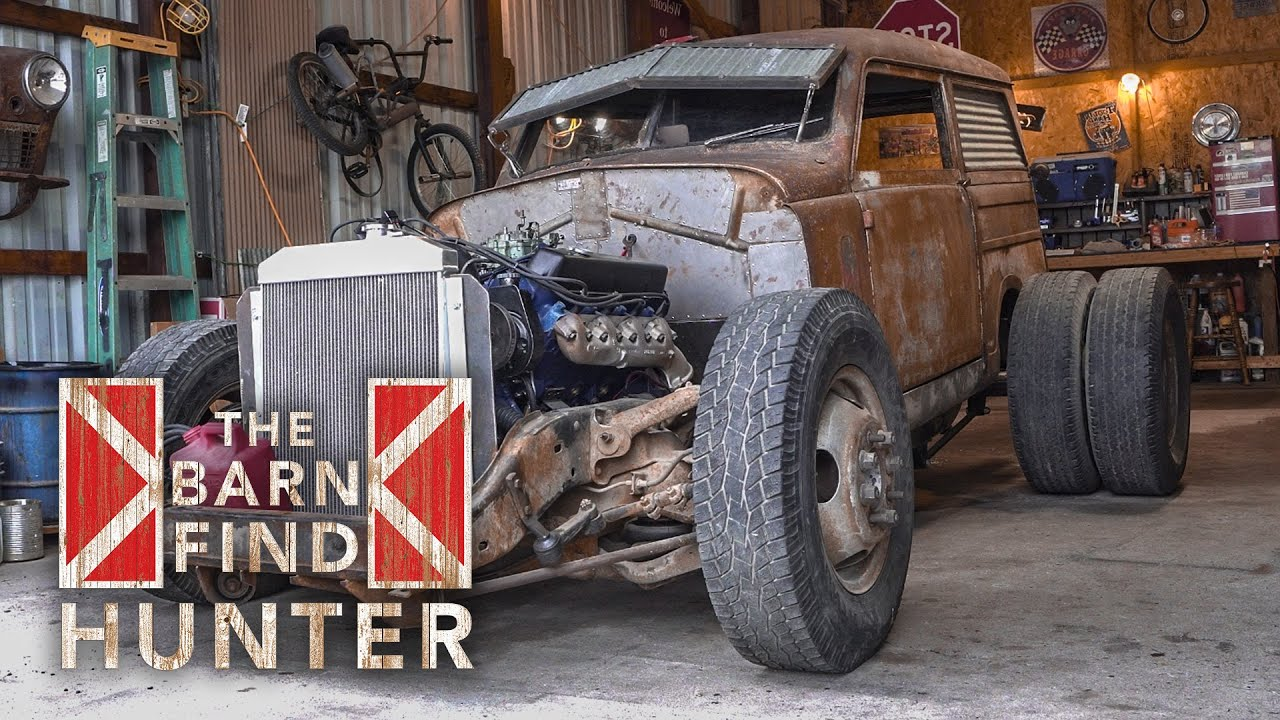 The Barn Find Hunter proves gold is in the plains, not the hills