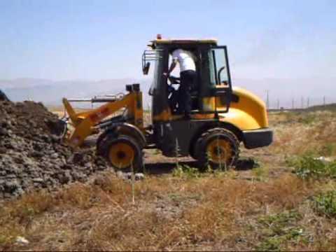 mini yükleyici,mini loder Çiftlik Kepçesi YGS CS915 ATİZİ HAYVANCILIK