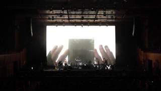 Apparat - Light On - Auditorium Parco della Musica Roma 02/10/2015