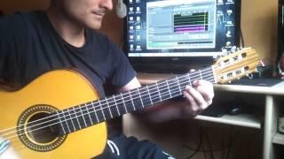 Éxtasis de Pablo Alborán Solo guitarra