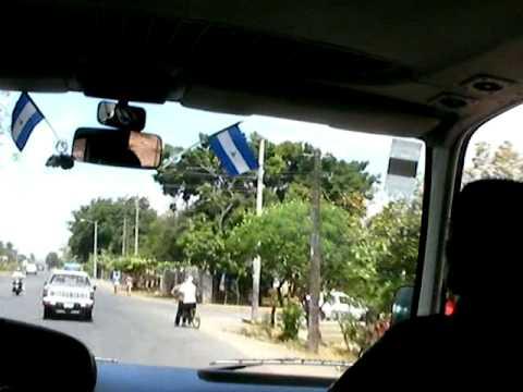 nicaragua – bus to masaya 3