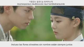 Beige - Because I Miss You [Moonlight Drawn By Clouds OST Part 8] [Sub Español+Hangul+Rom]