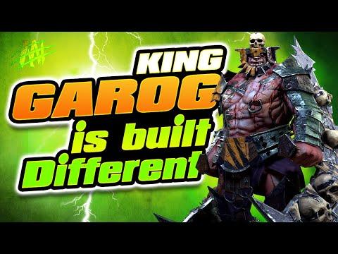 Champion Spotlight: King Garog I Raid Shadow Legends