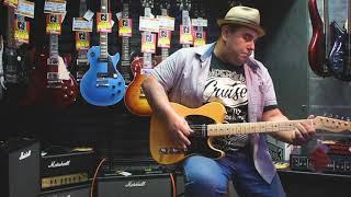 Fender Original 50's Telecaster Demo with Dean
