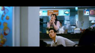 Sampoong Collapse Scene from Korean Movie