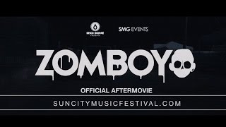 Zomboy - SCMF 2016 (Official Aftermovie)