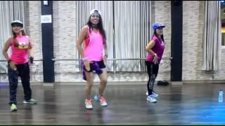 """Quedate Conmigo By Chyno Miranda Ft Wisin & Gente De Zona  / Zumba Choreo By Chenci At BFS Studio"