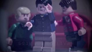 Malcolm in the Middle - Intro in Lego [Portugese] (read desc.)