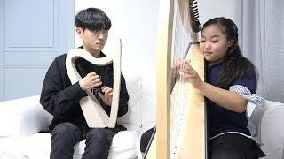 1$ Harp Vs 1000$ Harp