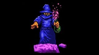 NES: Solstice: Title Theme: Sega Genesis/MegaDrive Cover/Remix