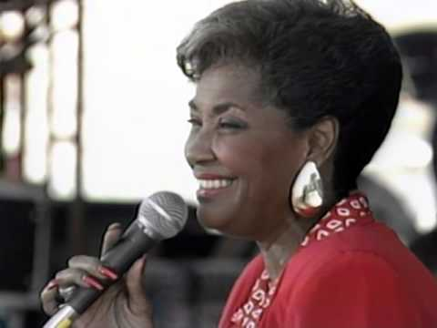 nancy-wilson at Newport Jazz FestivalNewport, RI on Aug 15, 1987