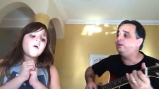 Clarice Falcão - Eu me lembro (cover) - Giulia Libeck e Flavio Quintino