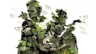 Metal Gear Solid 3 HD - Snake Eater Intro Cinematic - Gameplay