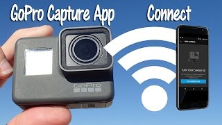 How to Use the GoPro Capture App with your Hero Camera