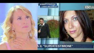 Pomeriggio cinque, caso Ragusa choc in diretta: 'Roberta è nascosta qui… | La prove del notizia
