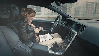 ► Autonomous driving by Volvo