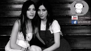 The Veronicas - On Your Side Lyrics مترجمة