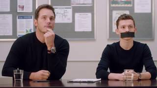 Thanos Exige Seu Silêncio | Vingadores: Guerra Infinita - 26 de abril nos cinemas