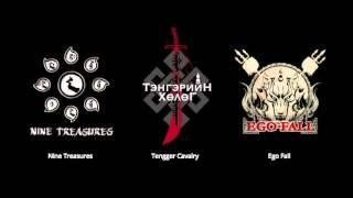8 Horseman - Tengger Cavalry