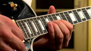 Bon Jovi - Wanted Dead or Alive Solo Cover (feat. my new Gibson Les Paul Custom)