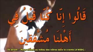 Confie-toi que à Allâh car les amis (à part les pieux) se maudiront entre eux dans l'au-delà