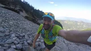 Vertical Running Challenge 1 Hour (Dobratsch 2018) runningflo