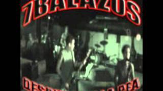 """7 Balazos - """"cara de pendejo"""""""