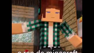 Rap do minecraft do tauz