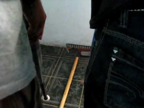 Killing a Snake in Nicaragua