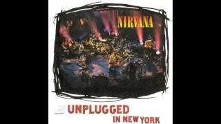 Nirvana - Polly (Unplugged) [Lyrics]