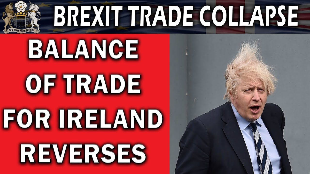 Brexit Trade with Ireland Collapses
