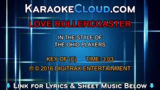 The Ohio Players - Love Rollercoaster (Backing Track)