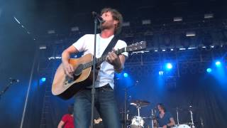 """Dierks Bentley """"am i the only one"""" live"""