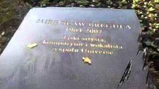 Mirek Breguła - miejsce pamięci