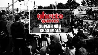 Ghetto Games superfināli krastmalā 2014 | Rīga, Latvija