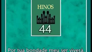 Hino SUD 44 - Jesus, Minha Luz (Português)